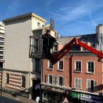surelevation immeuble paris