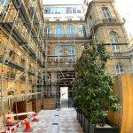 projet architectural paris