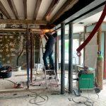 soudure rénovation restaurant guyancourt