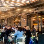 restaurant rénové à guyancourt