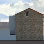 plan extension maison versailles