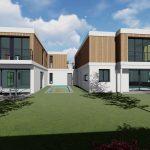 maison individuelle 3d
