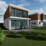 maison projet 3d